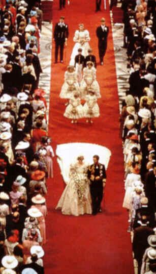 Glass coach royal wedding